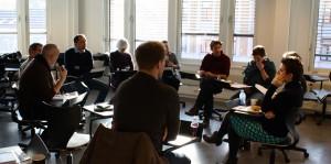 Workshop in Oslo